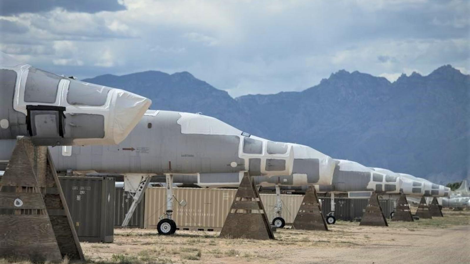 Công nghệ phun lạnh sửa chữa nhanh các bộ phận máy bay quân sự
