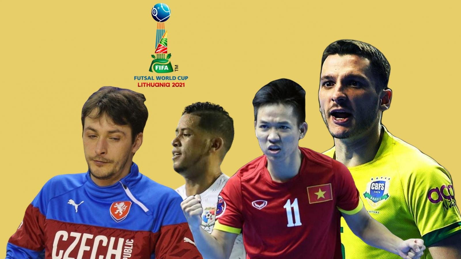 ĐT Futsal Việt Nam - ĐT Futsal Brazil: Trận đấu trong mơ