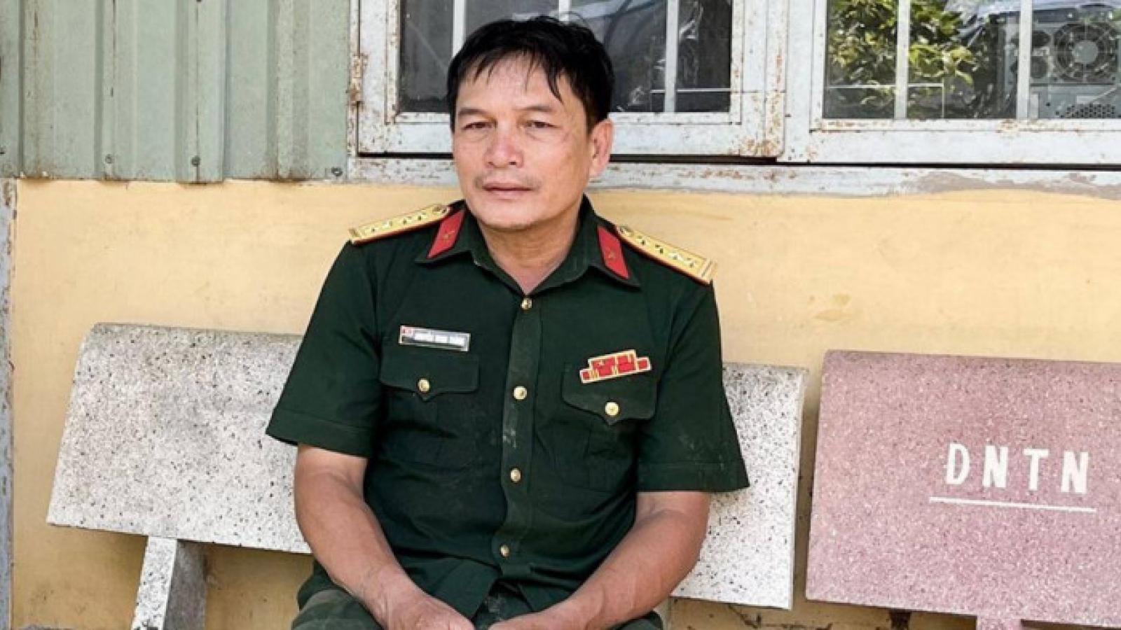 Nóng 24h: Tự xưng Đại tá quân đội để thông chốt kiểm soát dịch Covid-19