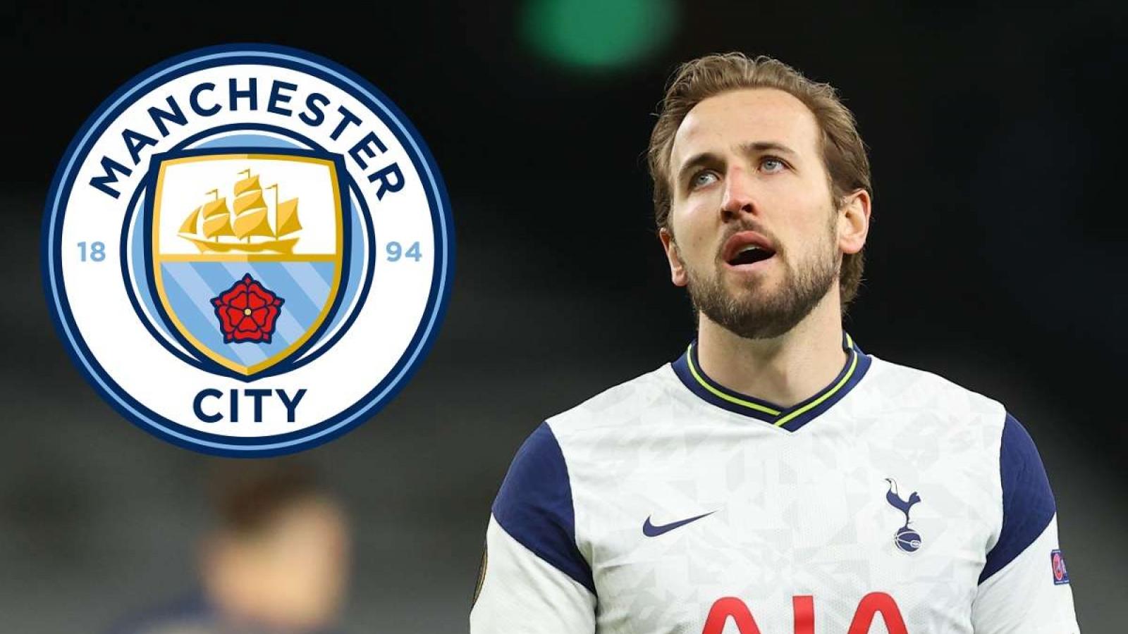 Harry Kane nổi loạn ở Tottenham, Man City mừng thầm
