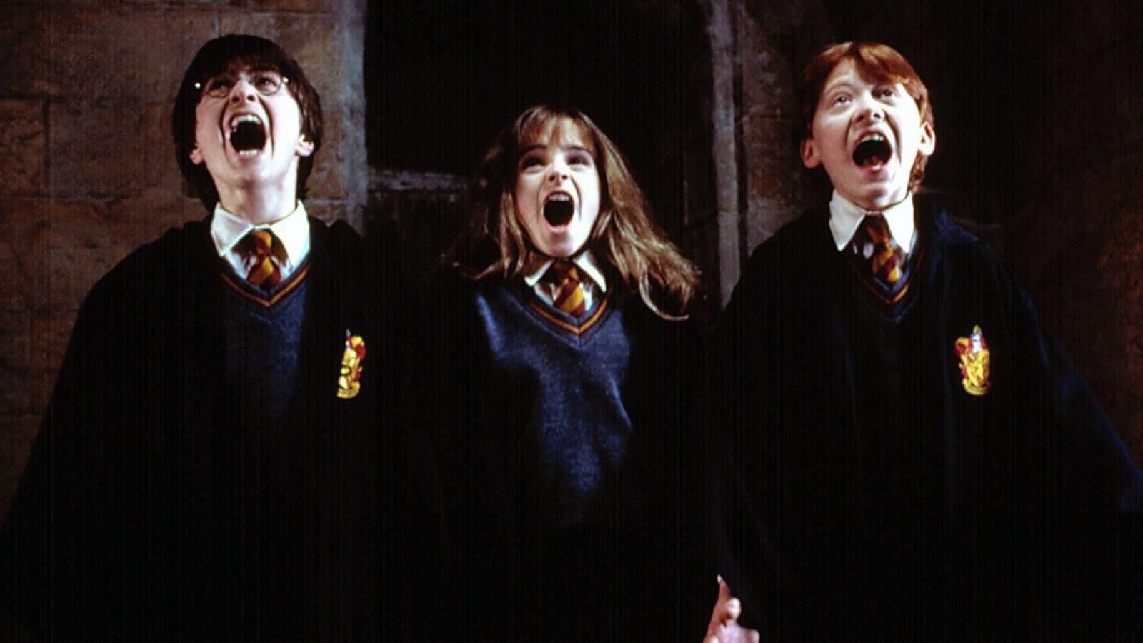 Đón xem trực tuyến loạt phim Harry Potter vào tháng 9