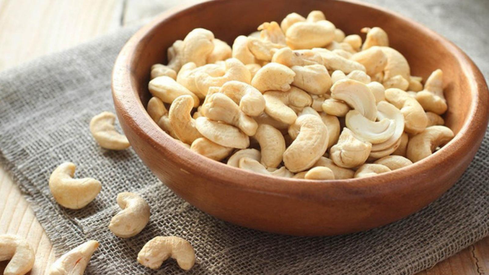 Switzerland increases import of Vietnamese cashew nuts