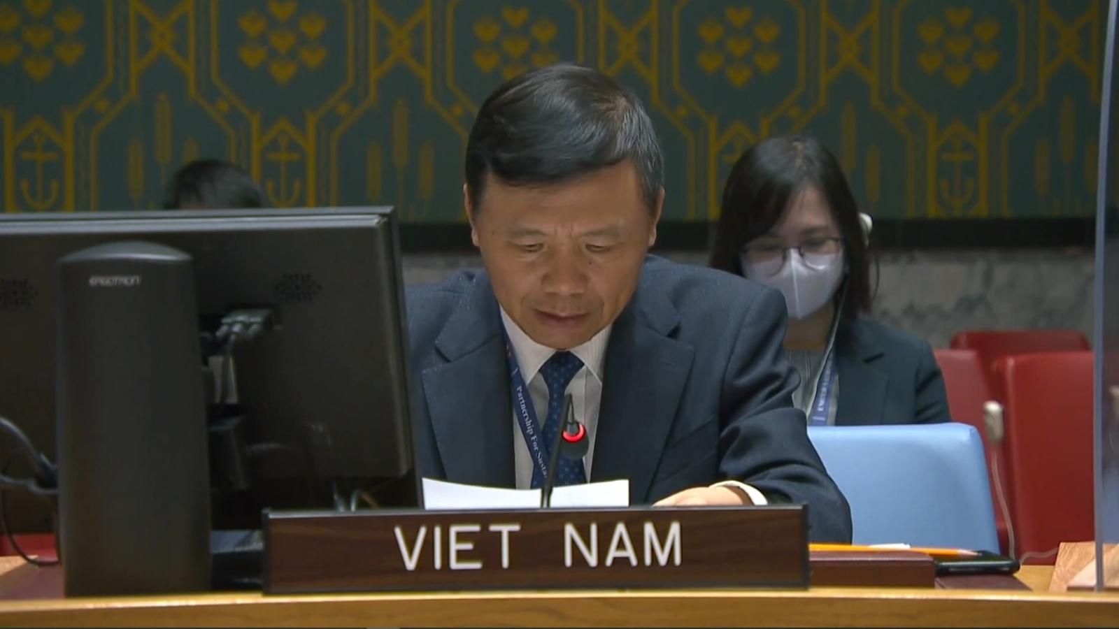 Liên Hợp Quốc đóng vai trò quan trọng trong duy trì hòa bình và an ninh quốc tế