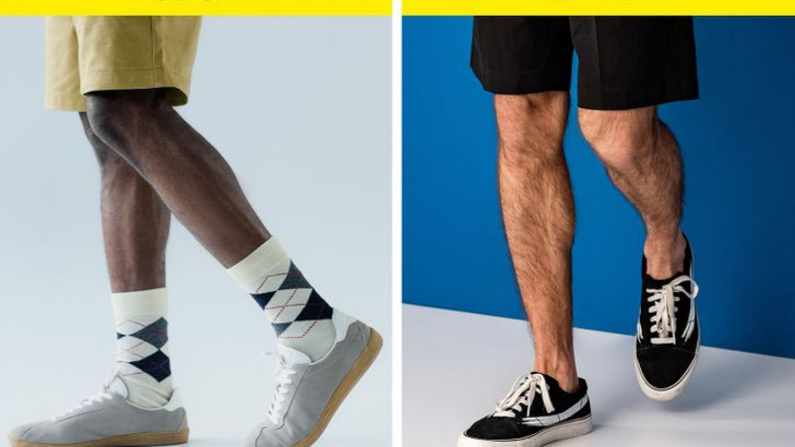 Sai lầm phổ biến của đàn ông khi chọn quần áo mùa hè