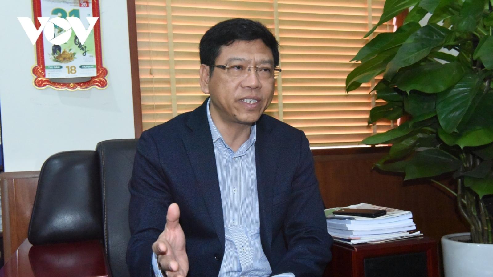 Ông Nguyễn Xuân Sang được bổ nhiệm làm Thứ trưởng Bộ GTVT