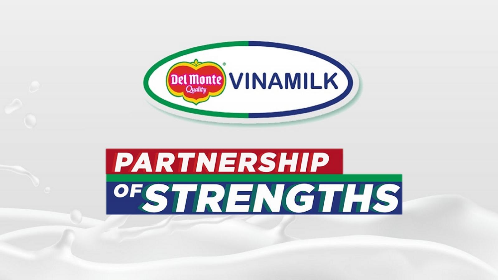 Vinamilk công bố đối tác liên doanh tại Philippines