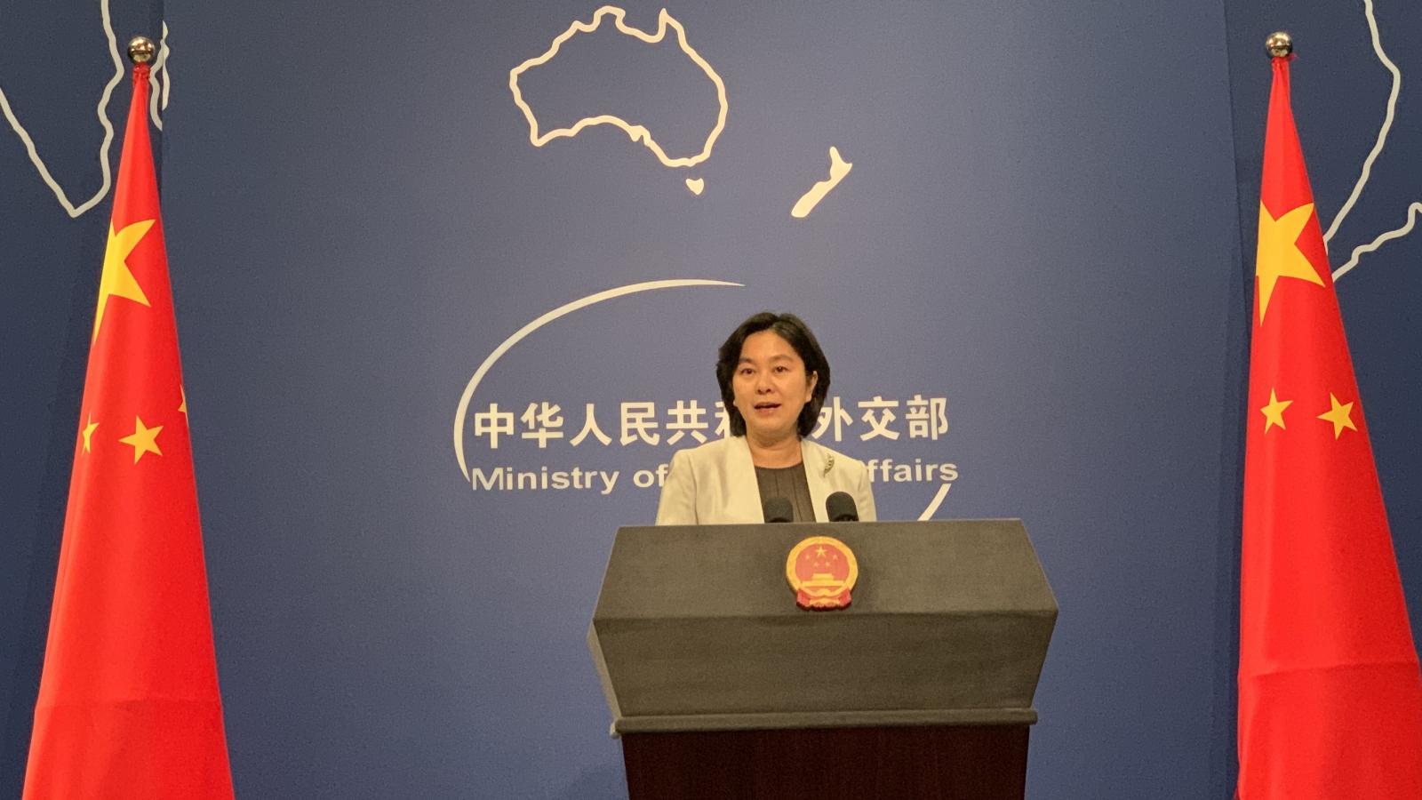 Trung Quốc tôn trọng sự lựa chọn của người dân Afghanishtan