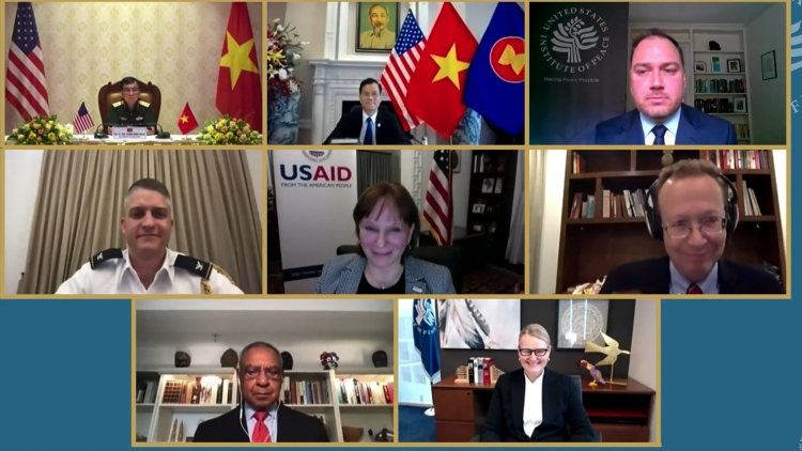 Viện Hòa bình Mỹ tổ chức hội thảo về khắc phục hậu quả chiến tranh Việt Nam