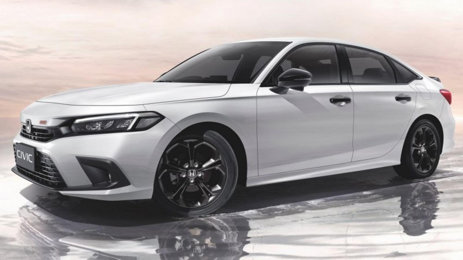 Honda Civic thế hệ mới trình làng tại Thái Lan với giá từ 662 triệu đồng