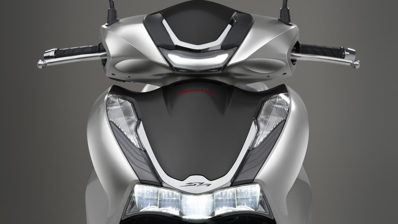 Ảnh chi tiết Honda SH350i giá từ 146 triệu đồng tại Việt Nam