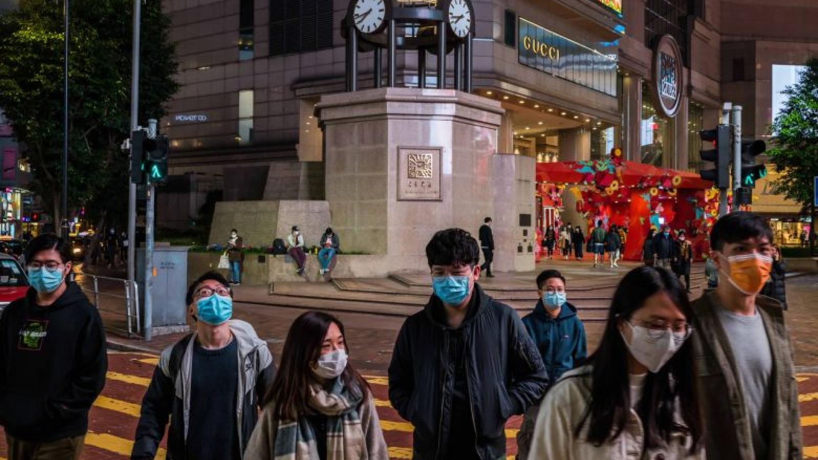 """Hong Kong (Trung Quốc) sửa đổi luật cấm chiếu phim gây """"bất lợi cho an ninh quốc gia"""""""