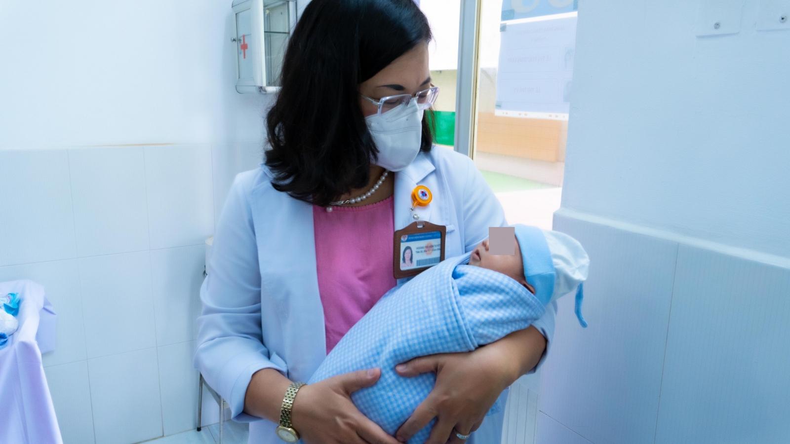 TP.HCM thành lập trung tâm chăm sóc trẻ mới chào đờicó mẹ mắc COVID-19