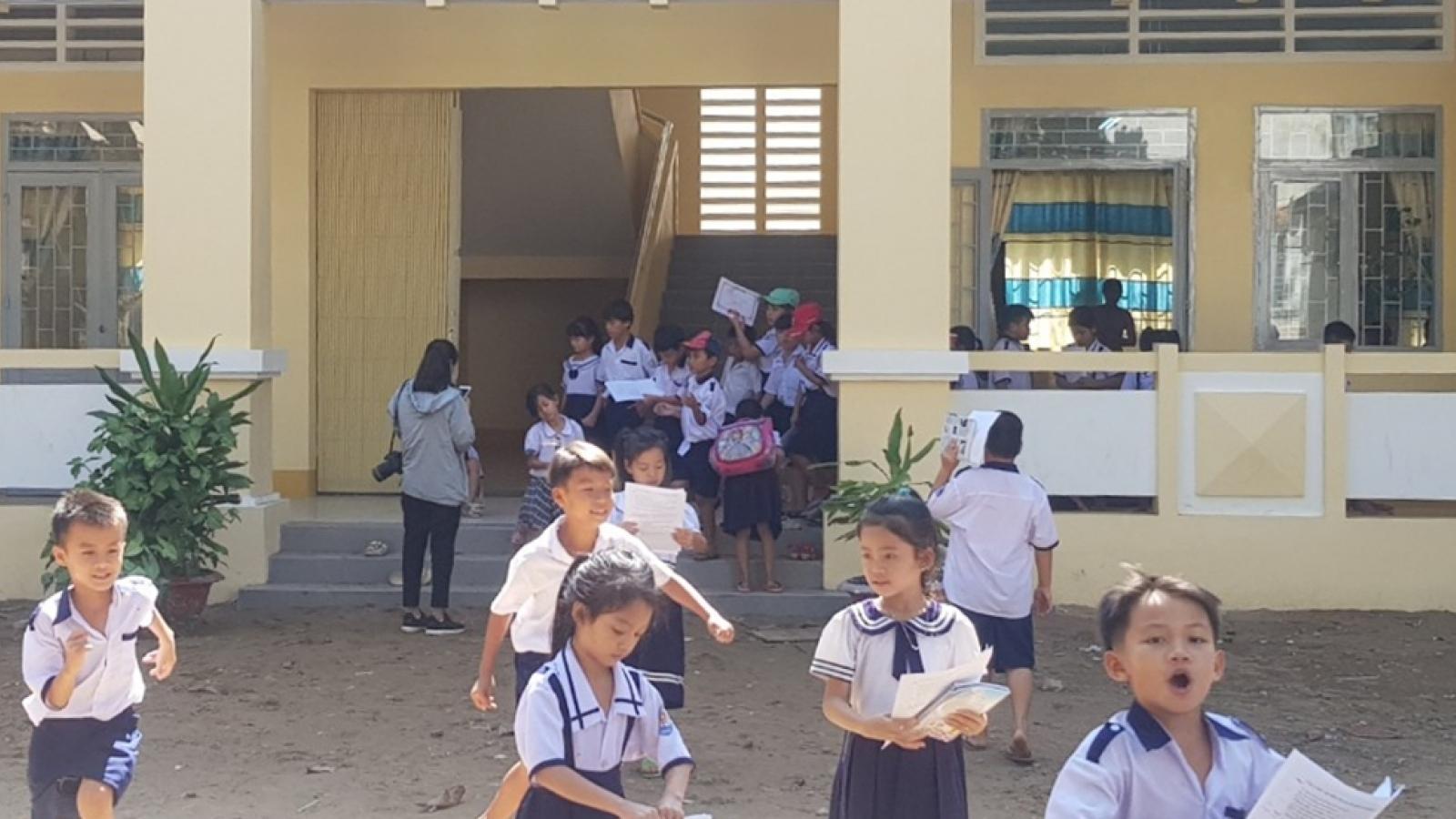 Kiên Giang không tăng học phí trong năm học mới