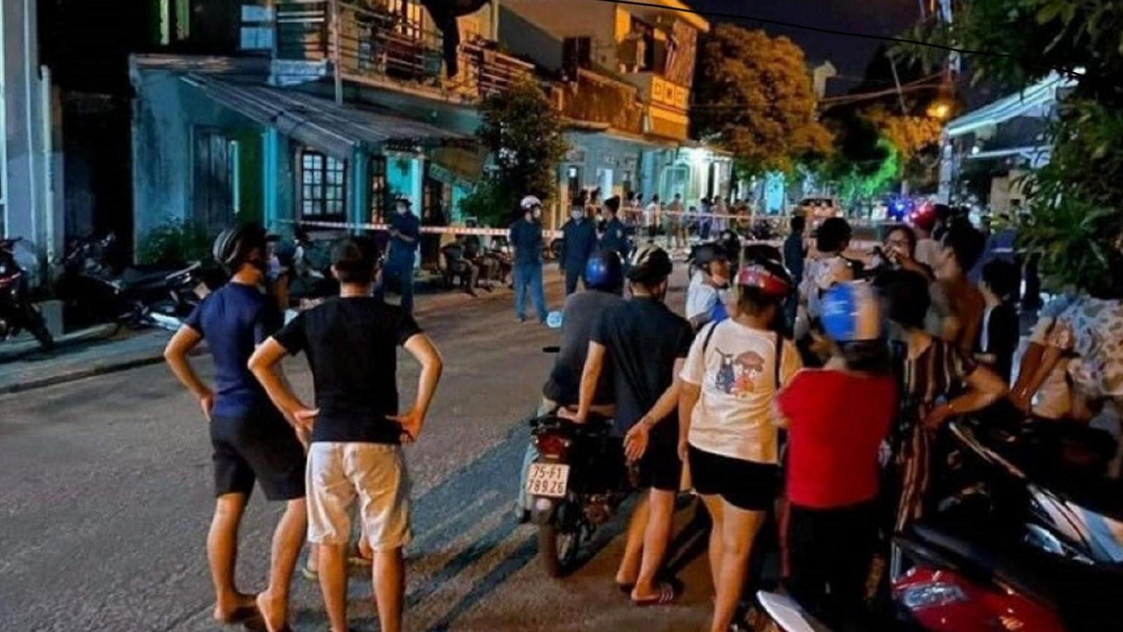 Vợ chồng tử vong trong căn phòng khóa trái cửa ở Thừa Thiên - Huế