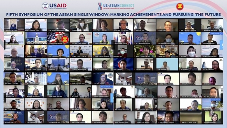 ASEAN, USAID symposium on Single Window targets expanded trade