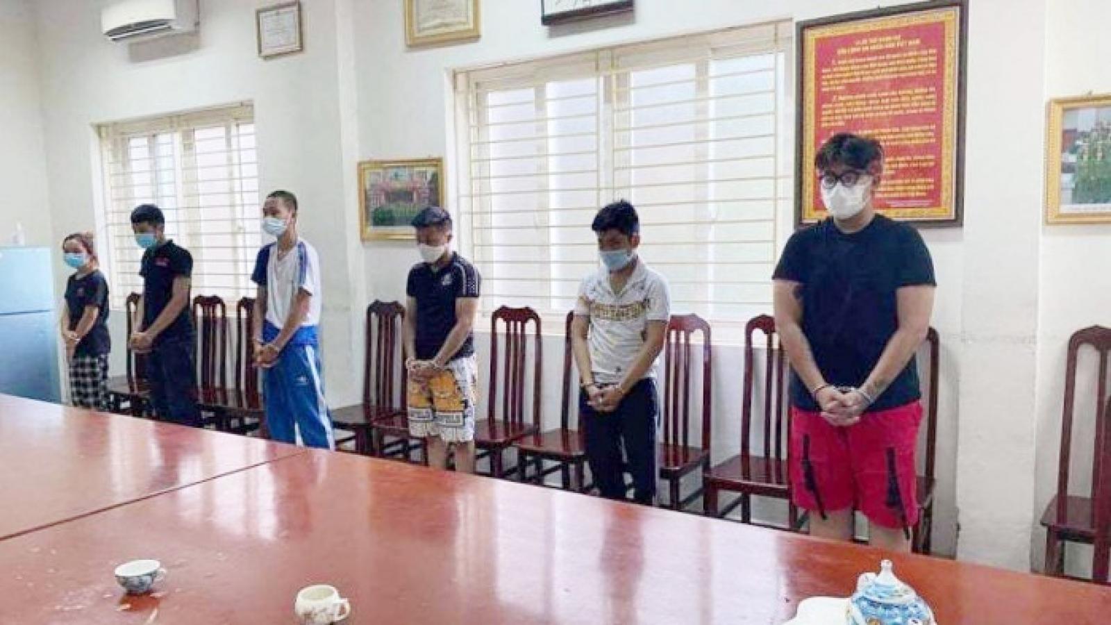 Bắt thêm một đối tượng nữ trong vụ cướp xe máy của nữ lao công ở Hà Nội