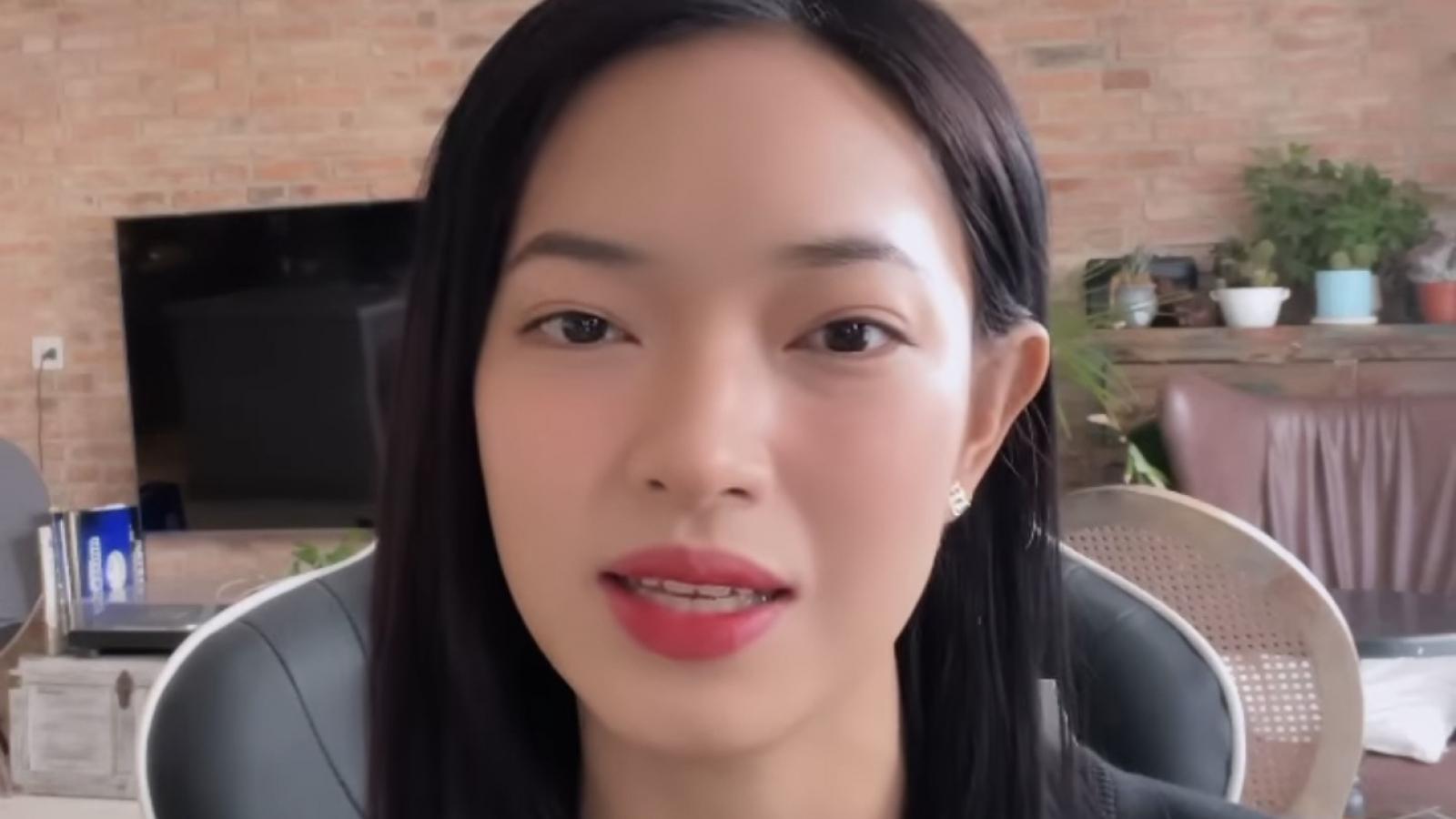 Châu Bùi xin lỗi vì sự cố livestream có nội dung không phù hợp, nhạy cảm