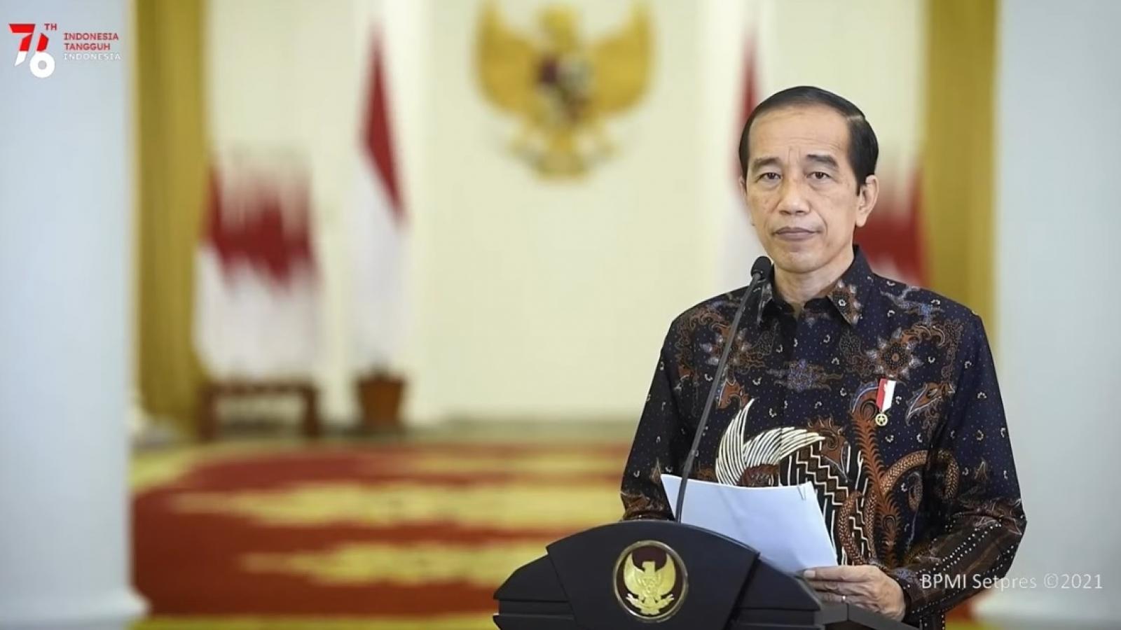 Indonesia gia hạn giới hạn hoạt động cộng đồng cấp cao nhất đến ngày 9/8