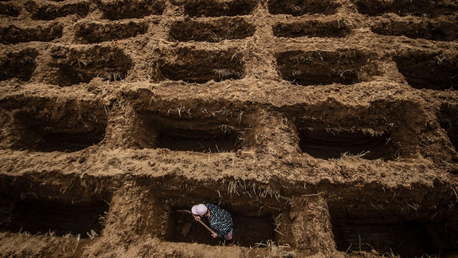 Covid-19: Cơn ác mộng của các phu mộ tại vùng tâm dịch châu Á