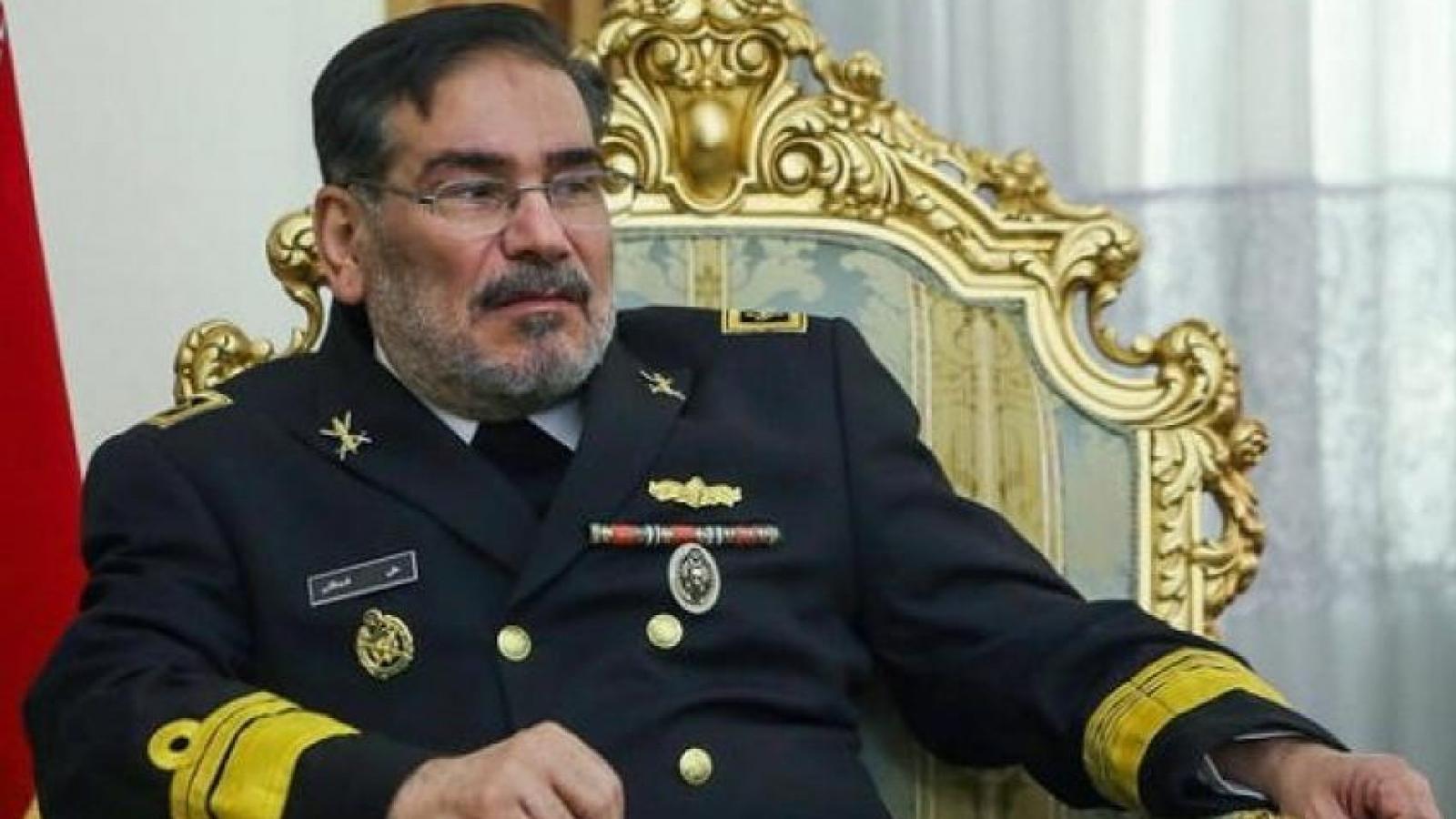"""Iran tố Mỹ và Israel """"đe dọa bất hợp pháp"""""""