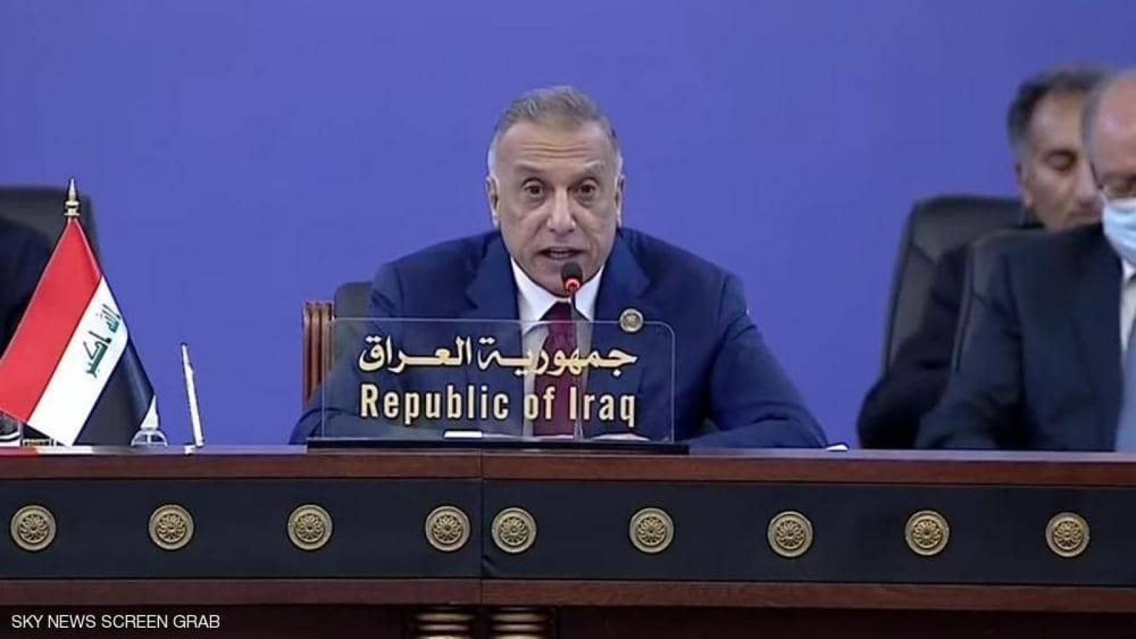 """Iraq không muốn bị sử dụng như một """"đấu trường"""" giải quyết xung đột"""