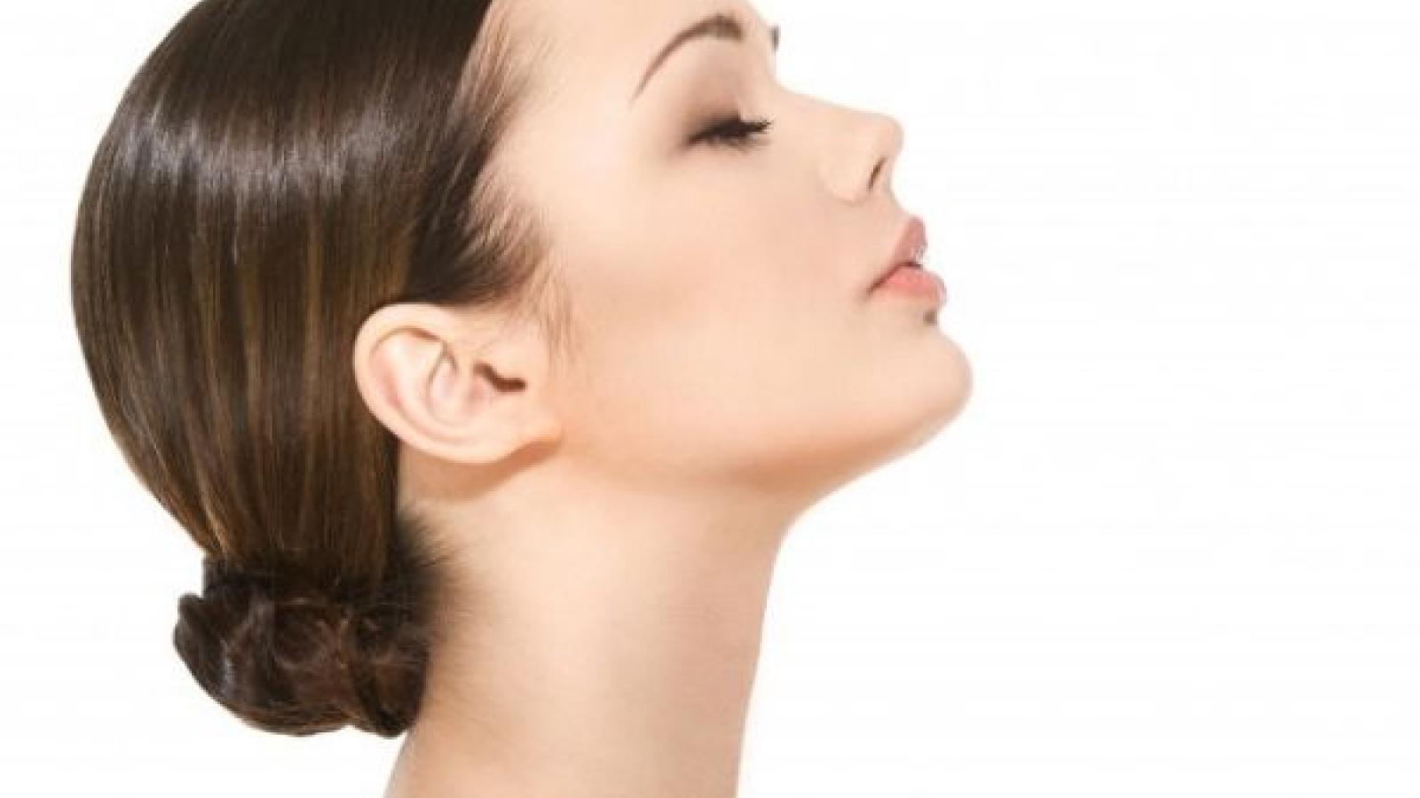 Trị mụn ở vùng quai hàm với 5 mẹo cực kỳ hiệu quả