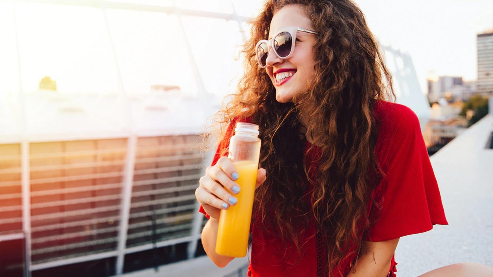 11 loại nước ép giúp bạn có làn da hoàn hảo