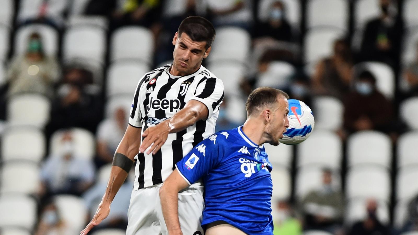 """Juventus thua bạc nhược trong trận đấu đầu tiên thời """"hậu Ronaldo"""""""