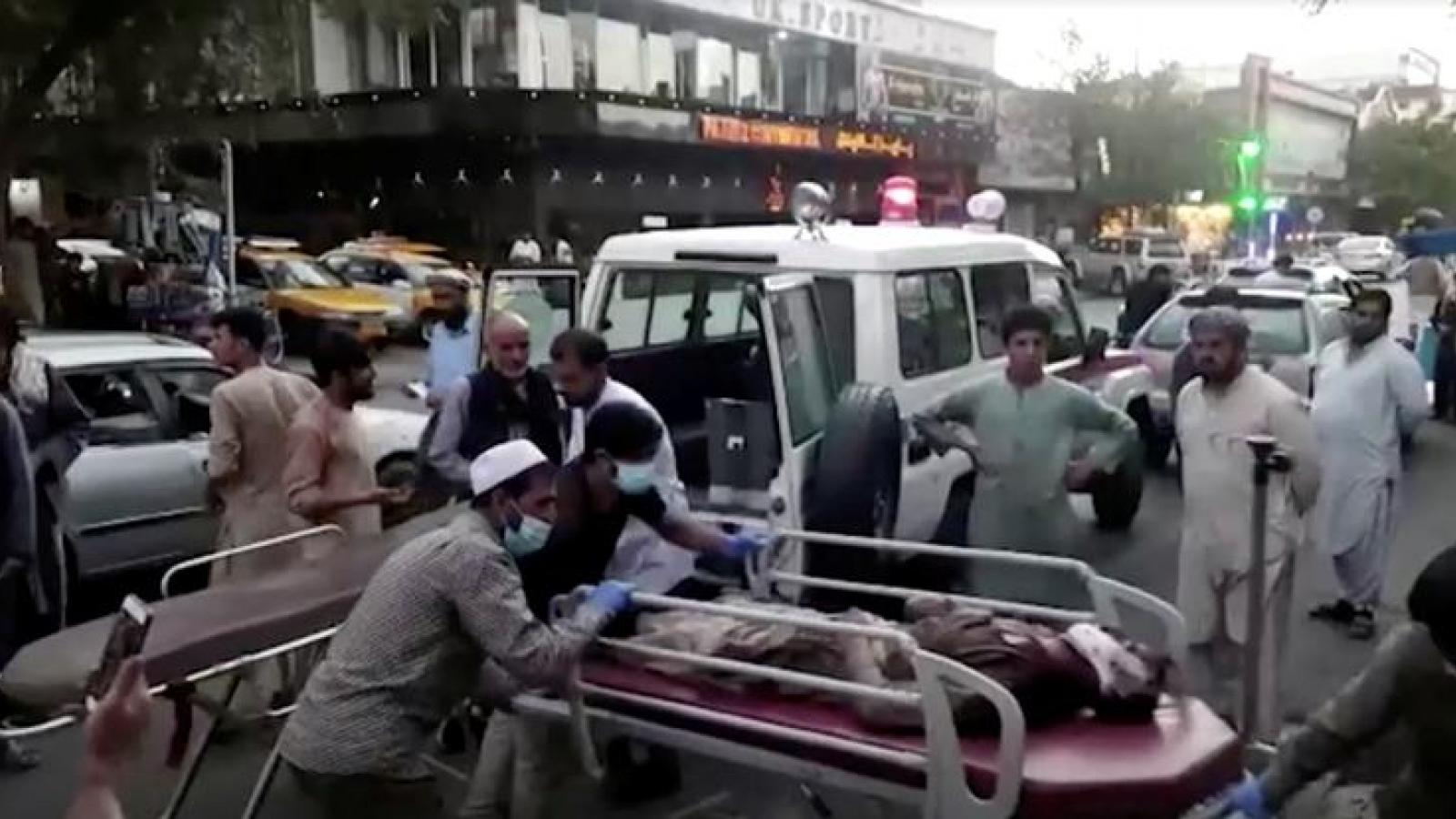 IS thừa nhận gây ra vụ tấn công bằng rocket ở thủ đô Kabul, Afghanistan