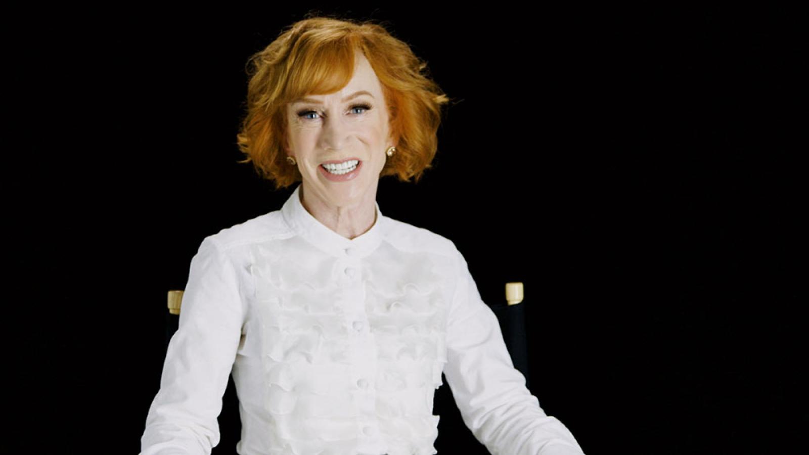 Danh hài Kathy Griffin phải cắt bỏ một nửa lá phổi trái