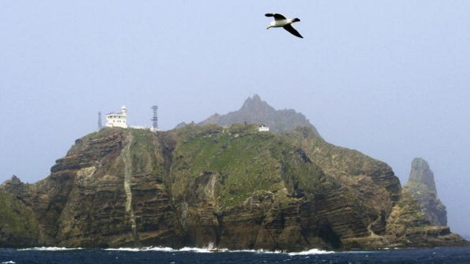 Nhật Bản kháng nghị vấn đề Takeshima/Dokdo, Hàn Quốc phản bác