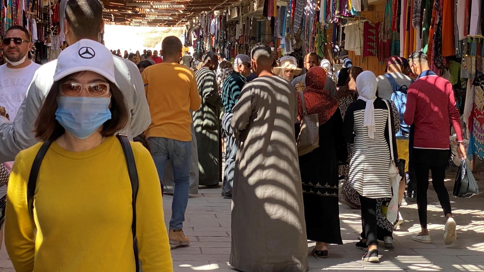 Ai Cập kích cầu du lịch bằng nhiều giải pháp