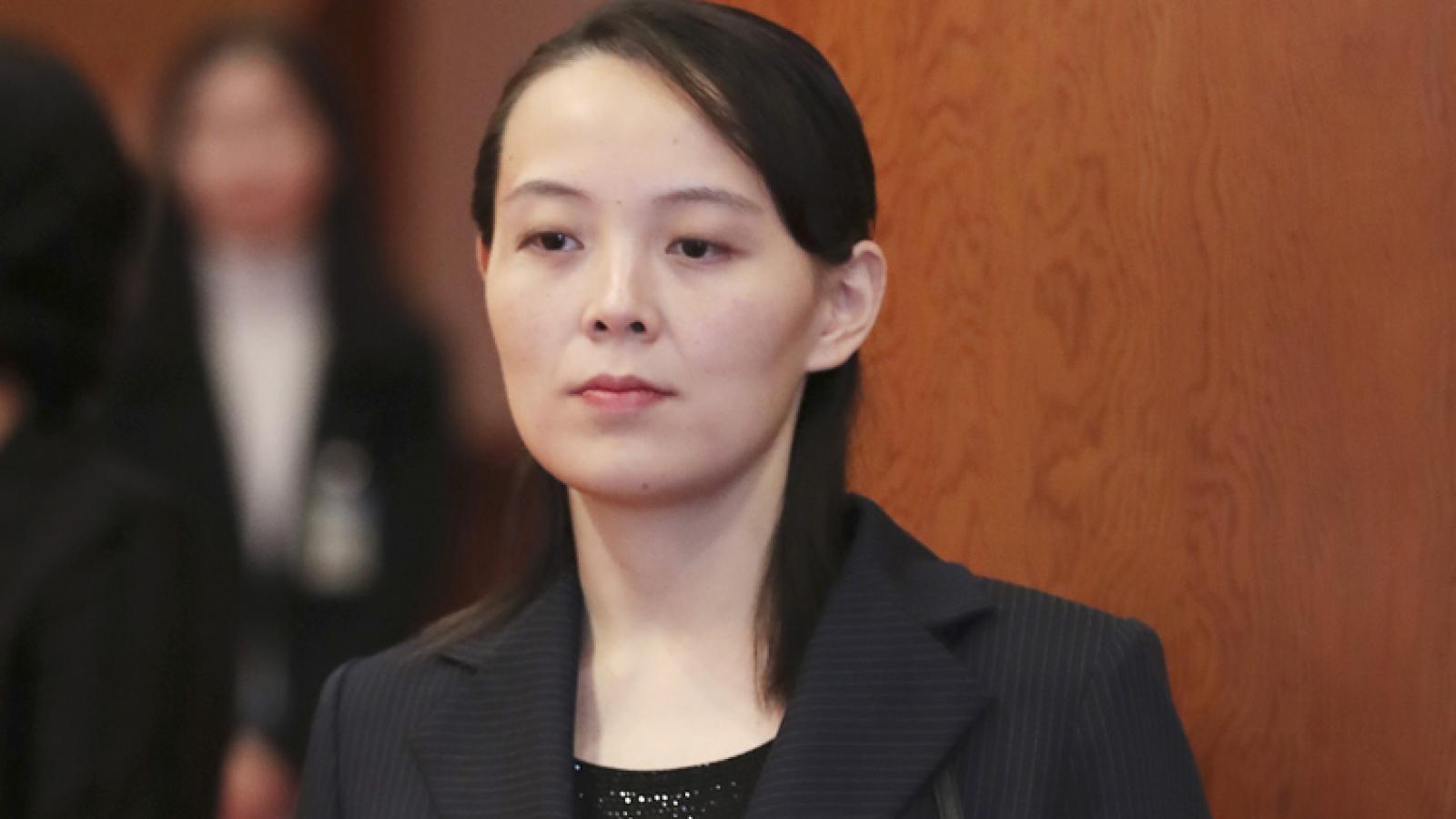 Em gái nhà lãnh đạo Triều Tiên lên án các cuộc tập trận chung Mỹ- Hàn