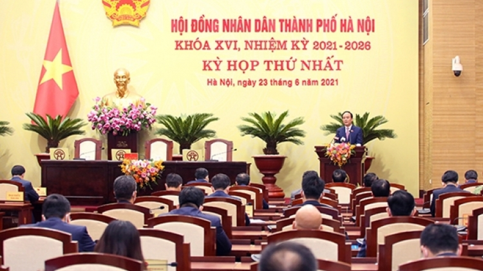 HĐND Thành phố Hà Nội tiếp tục hoãn kỳ họp thứ 2