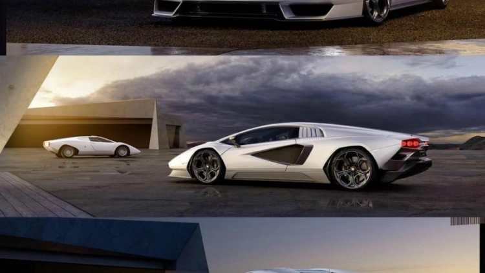 """Lamborghini Countach được """"hồi sinh"""""""