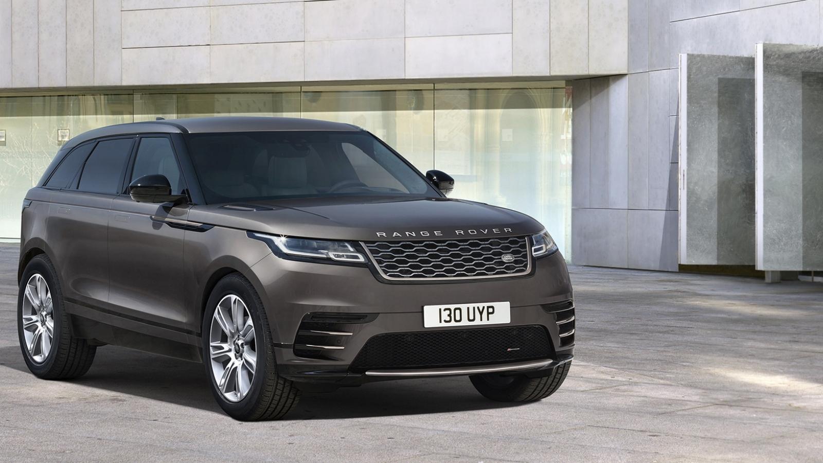 Lộ diện Land Rover Range Rover Velar 2022 bản nâng cấp