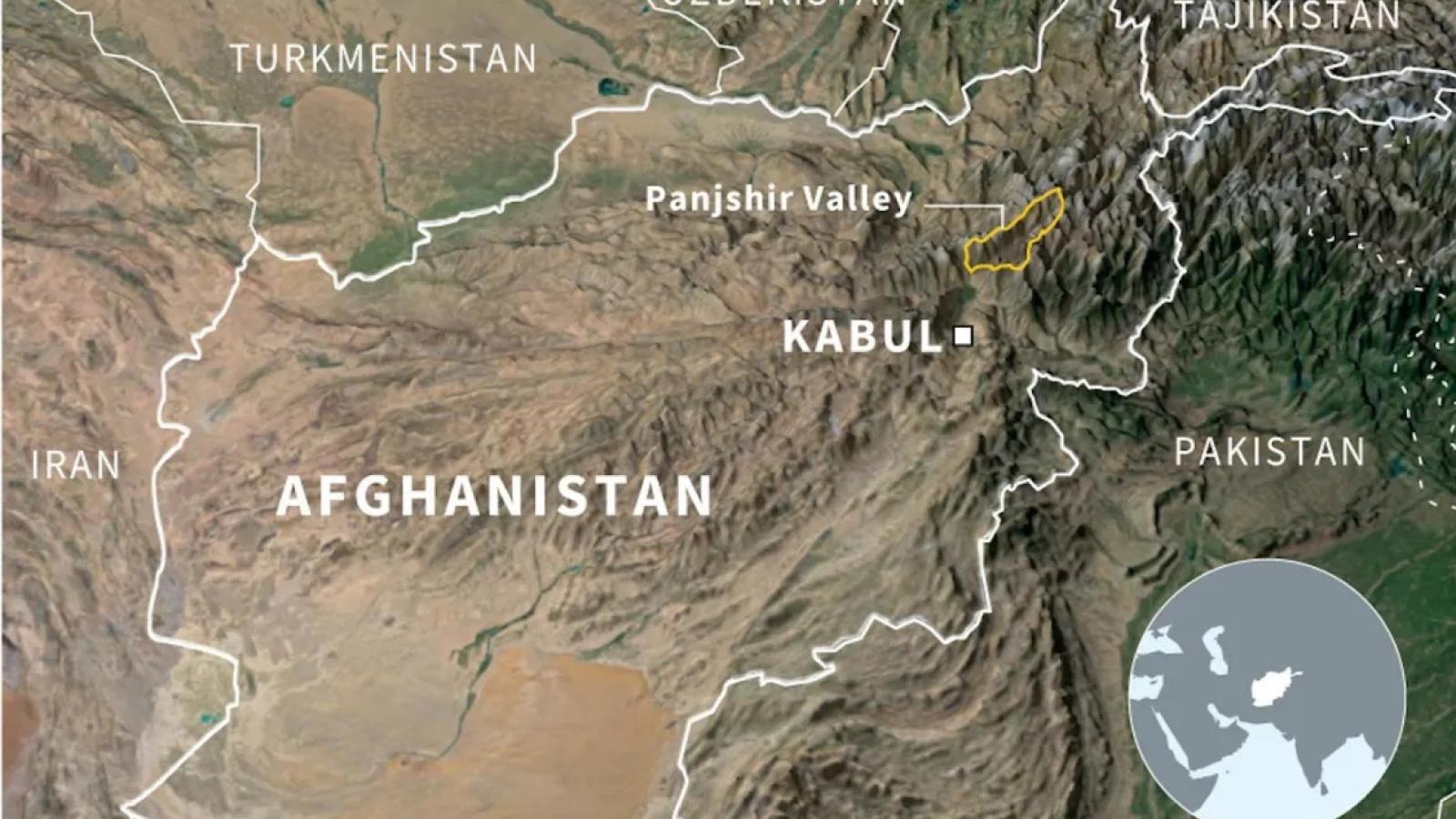 Nỗ lực kháng chiến ở Panjshir chống lại Taliban chỉ là ảo tưởng?