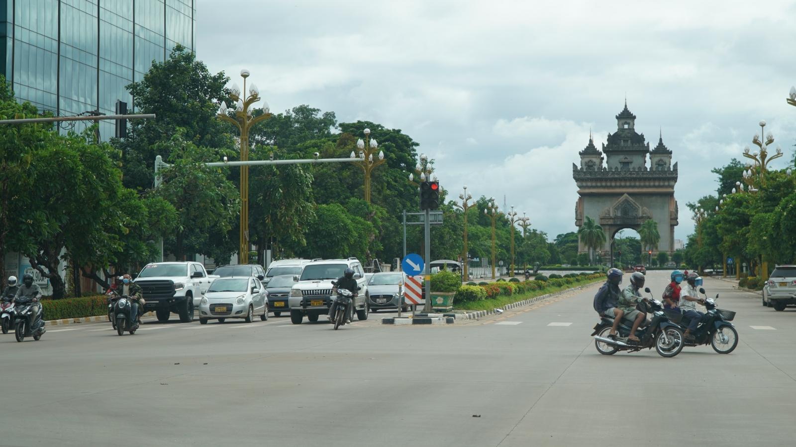 Thủ đô Vientiane (Lào) ghi nhận trở lại các ca lây nhiễm cộng đồng