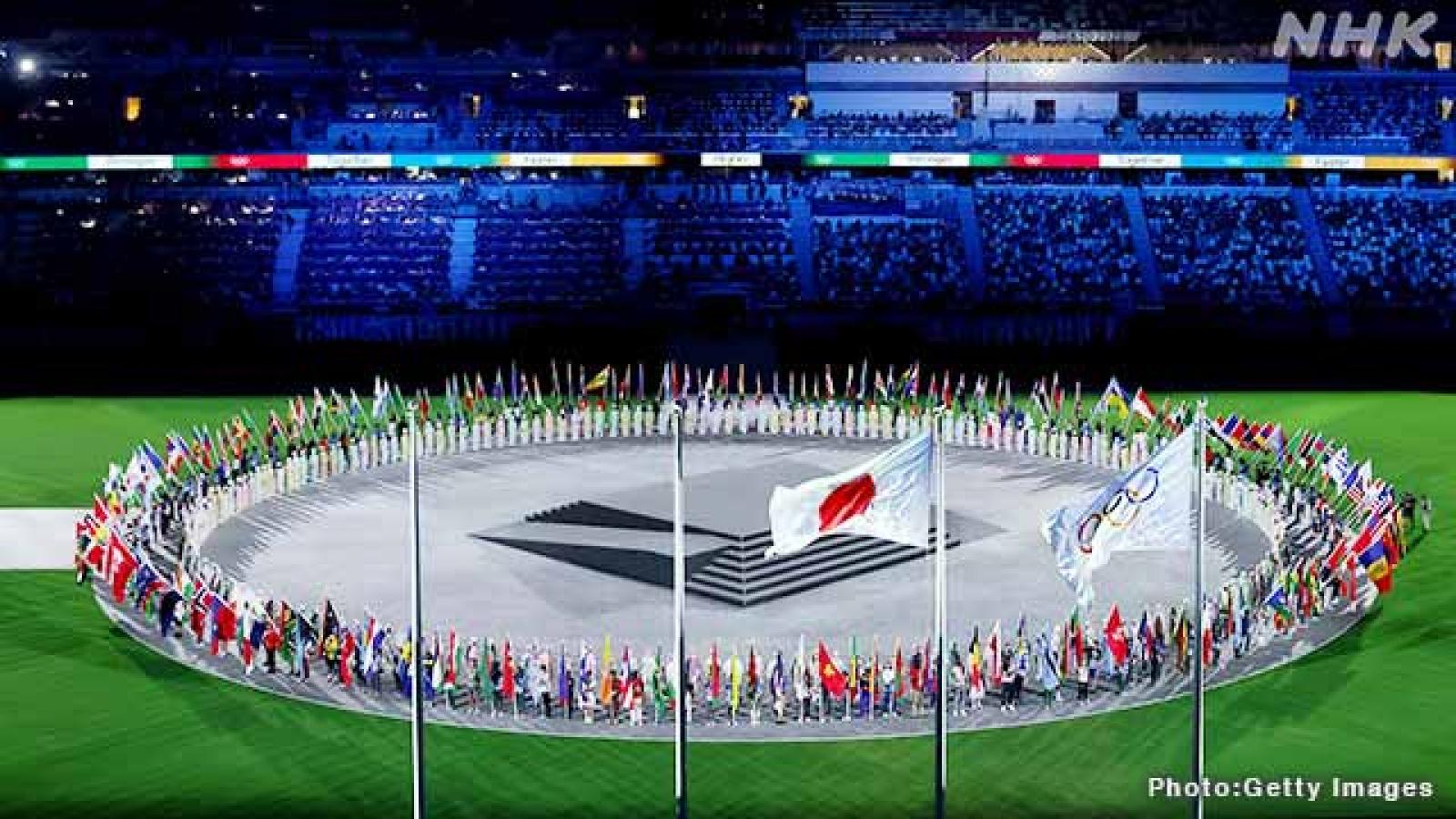 Bế mạc Olympic Tokyo 2020