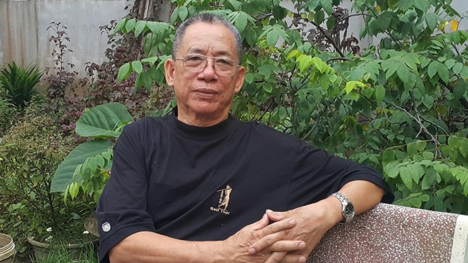 """Nhạc sĩ Lê Mây sáng tác ca khúc """"Hát lên Việt Nam ơi"""" sau khi trải qua một cơn đau tim"""