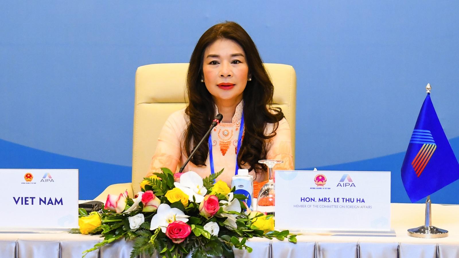 Việt Nam đồng thuận thiết lập Đối thoại AIPA và Nghị viện châu Âu