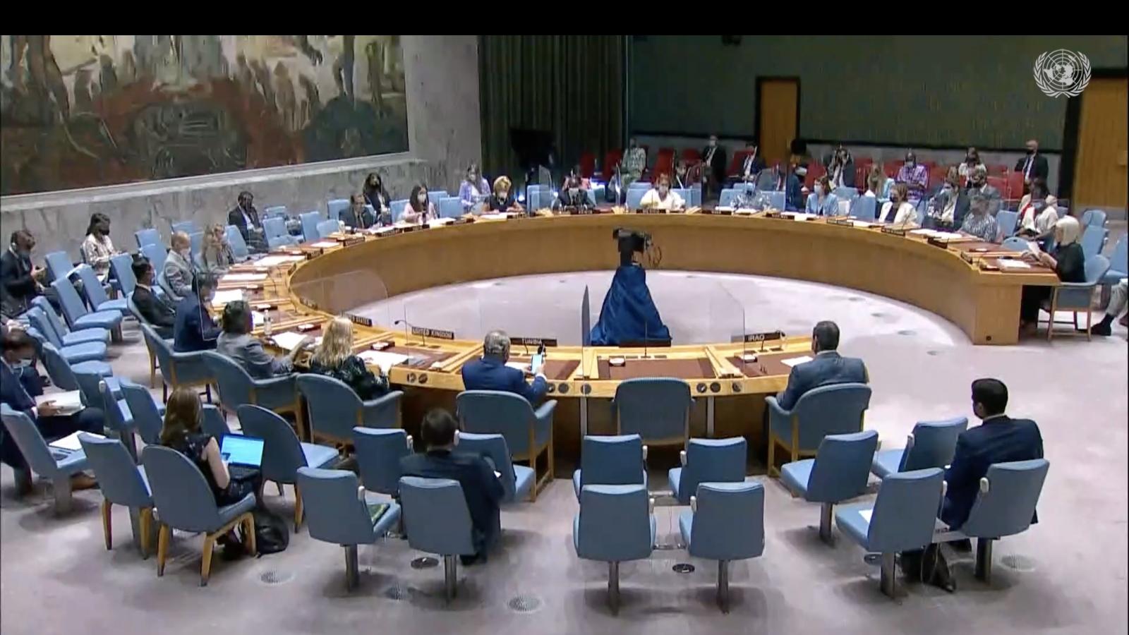 Hội đồng Bảo an thảo luận về tình hình tại Iraq và hoạt động của UNAMI