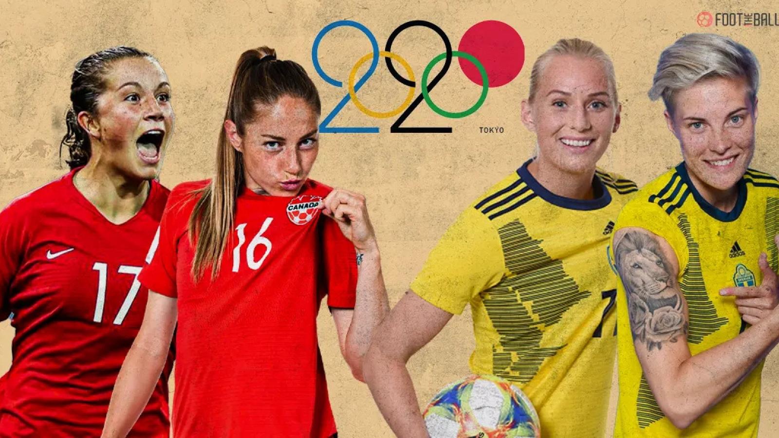 Lịch thi đấu bóng đá hôm nay (6/8): Định đoạt HCV bóng đá nữ Olympic Tokyo