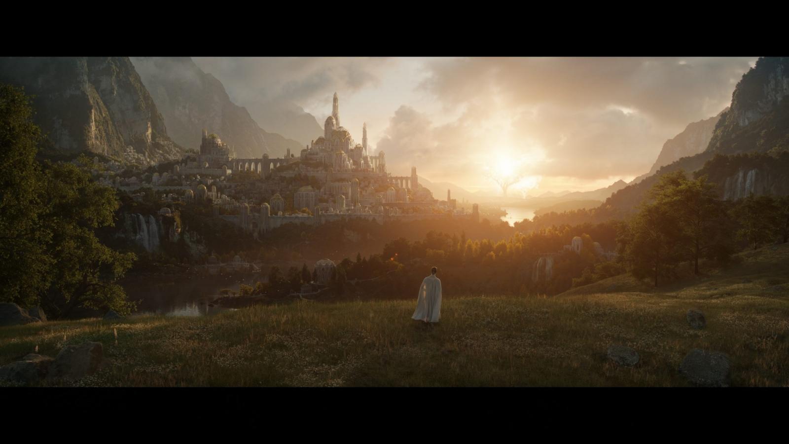 """Hé lộ phần phim mới """"Chúa tể của những chiếc nhẫn"""" sắp ra mắt"""