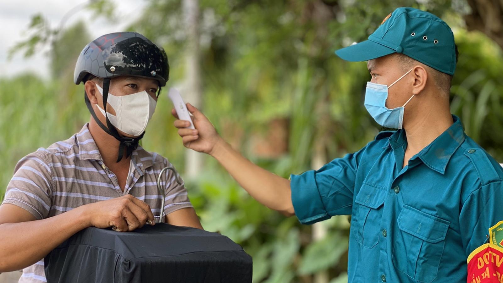 Camắc Covid-19 bùng phát mạnh trong khu công nghiệp ởTây Ninh