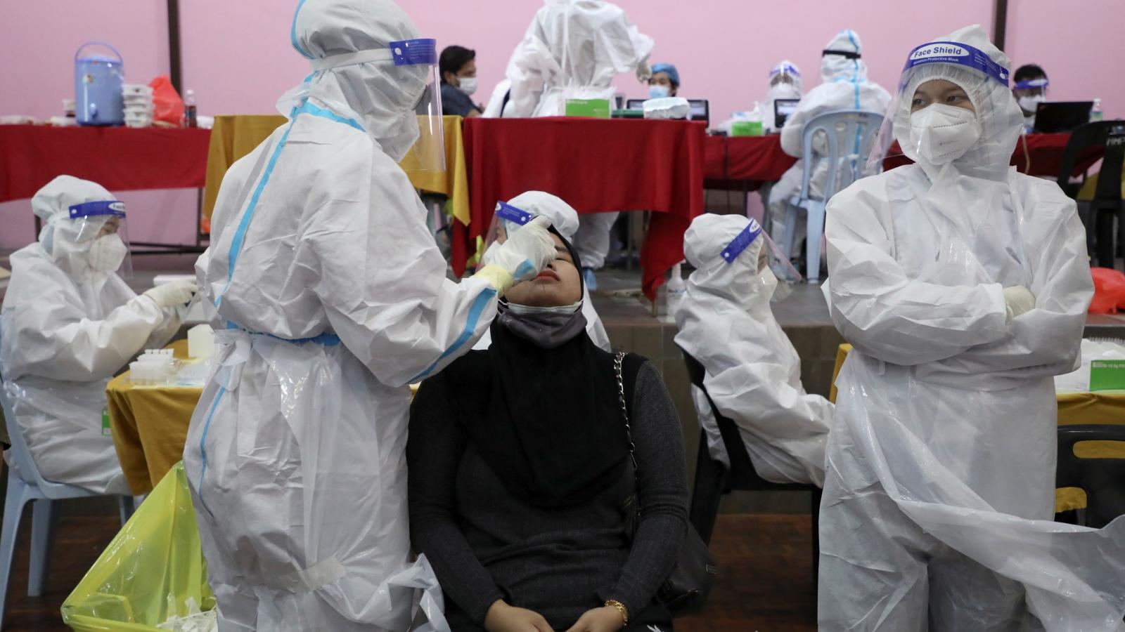Malaysia đặt hàng thêm vaccine Sinovac cho chiến dịch tiêm chủng