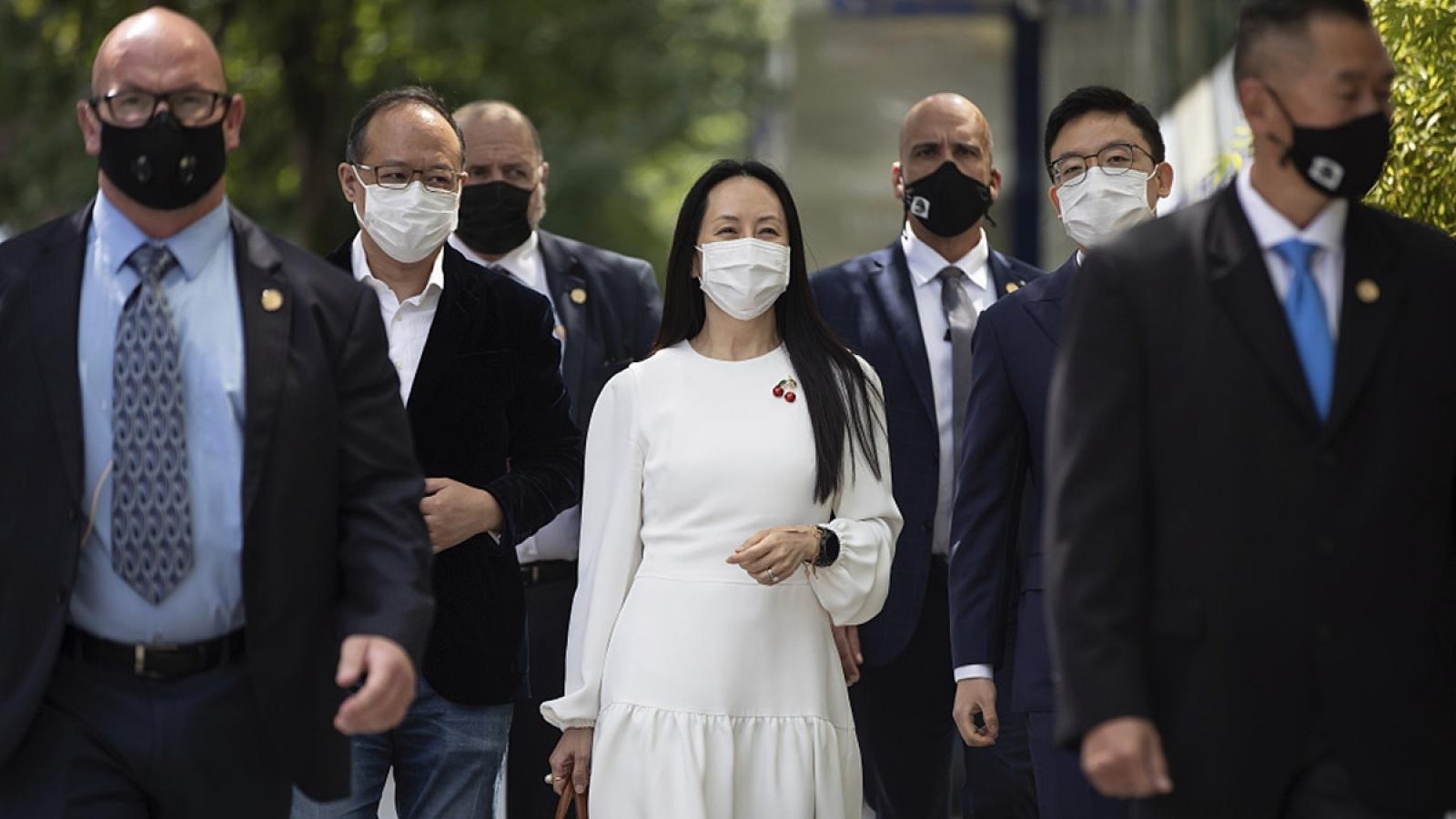 """Trung Quốc dọa """"giáng đòn nặng nề"""" nếu Canada không thả bà Mạnh Vãn Chu"""