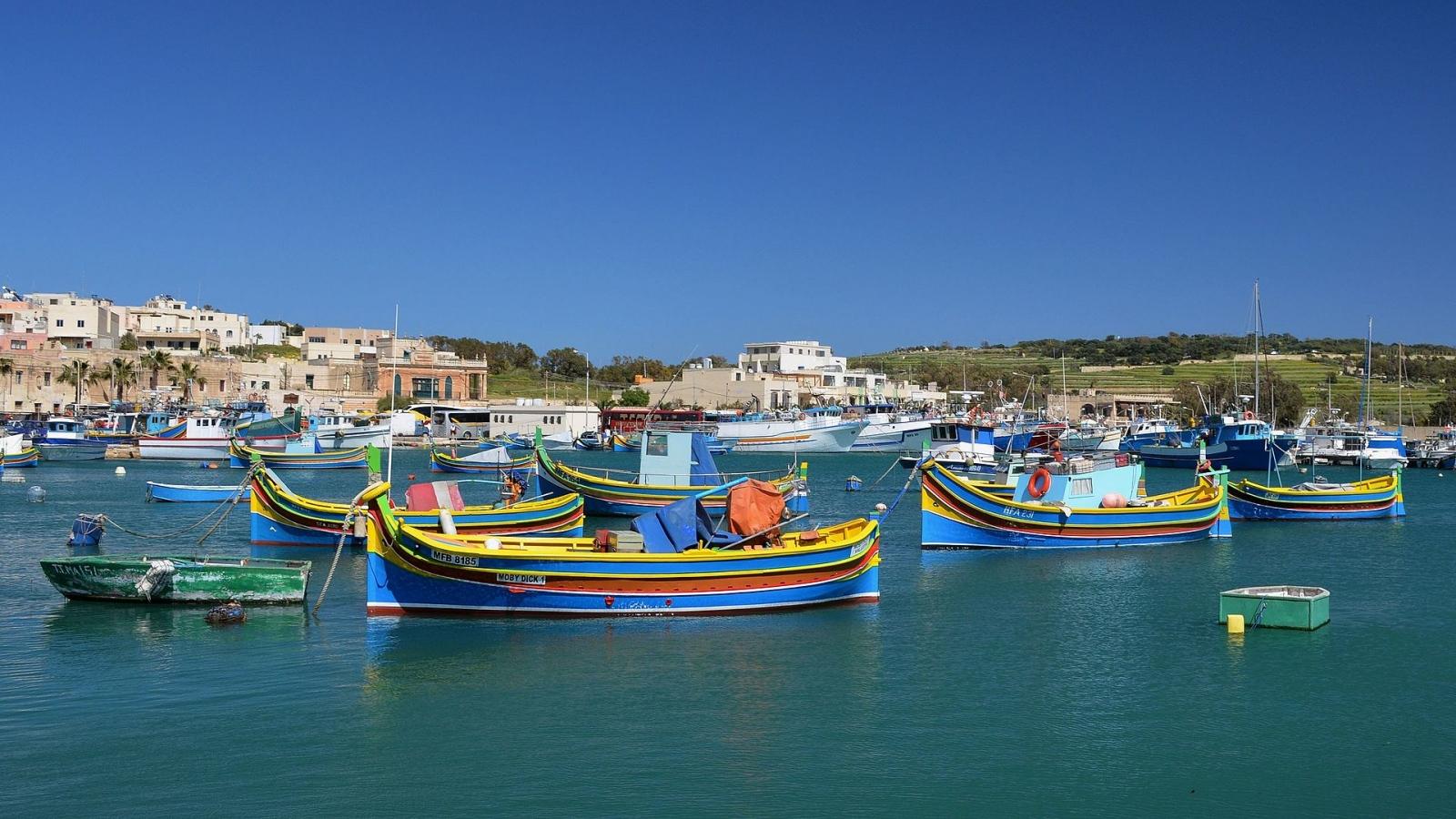 """Quốc đảo Malta – """"kho báu"""" vùng Địa Trung Hải"""