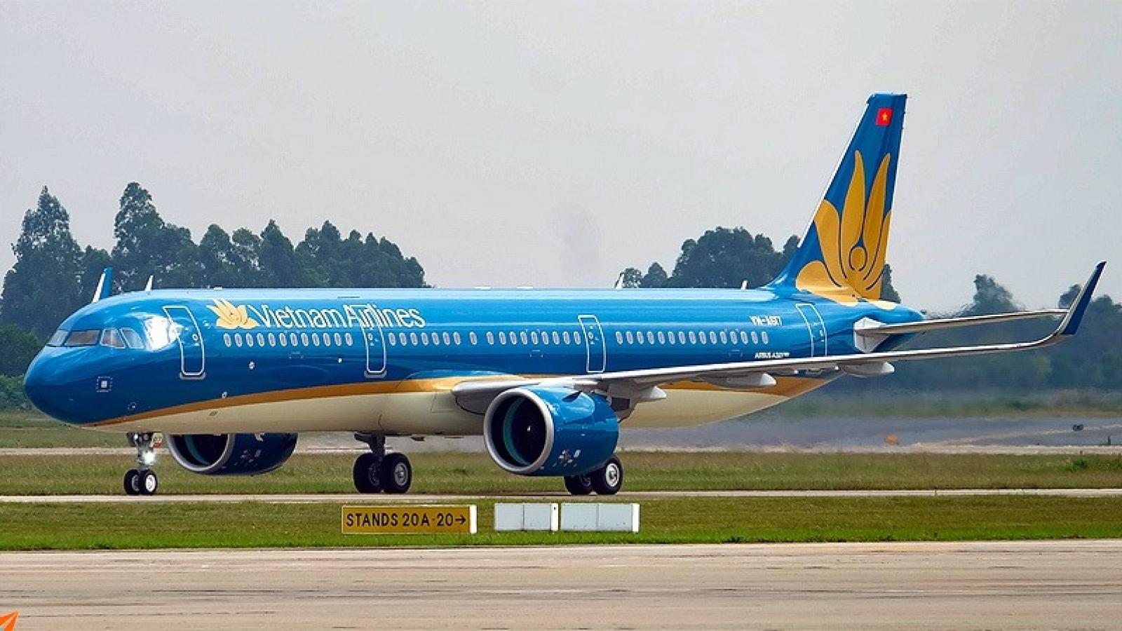 Chuyến bay đưa 277 hành khách và hàng y tế từ Hoa Kỳ về nước