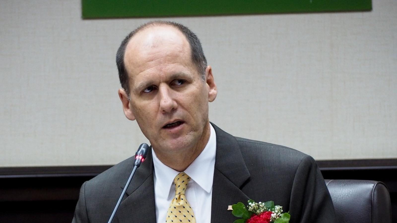 """Giám đốc CDC Mỹ: """"Việt Nam vàMỹ sẽ thúc đẩyquan hệchiến lượcvềan ninh y tế"""""""